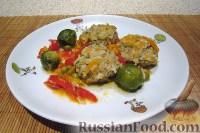 Фото к рецепту: Тефтельки с овощами