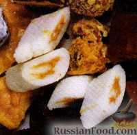 Фото к рецепту: Сладкое лакомство из картофеля