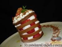 Фото к рецепту: Пизанская башня