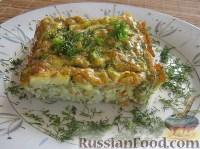 Фото к рецепту: Фриттата с кабачками
