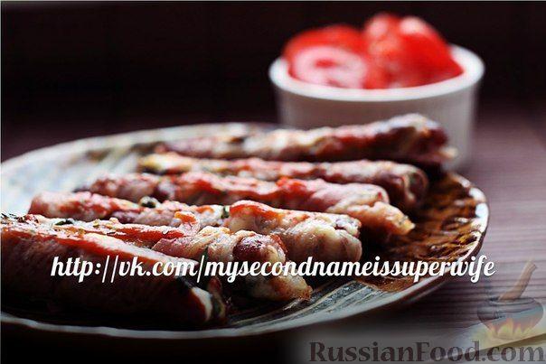Рецепт Закуска для мужчин