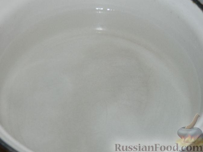 Фото приготовления рецепта: Компот кизиловый - шаг №3