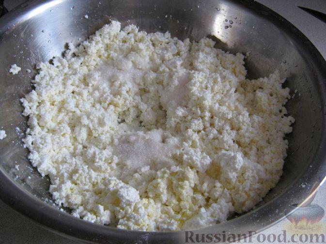 Сырники из творога рецепт с фото с манкой