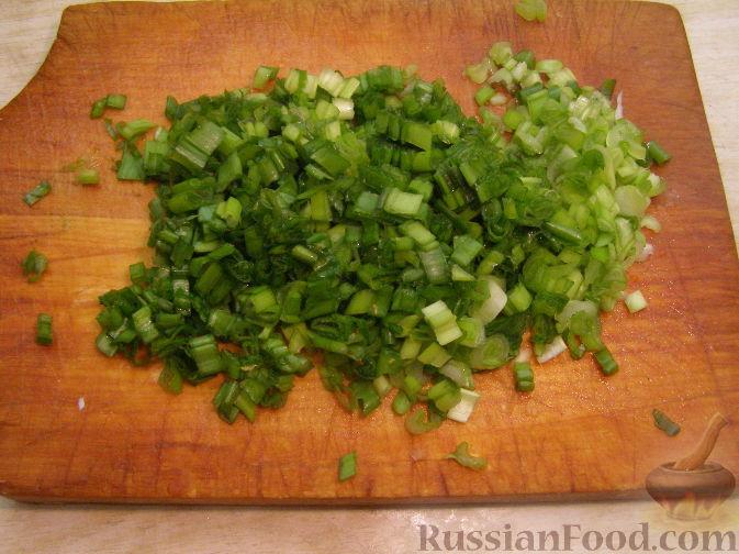 Рецепт салата с печенью минтая с