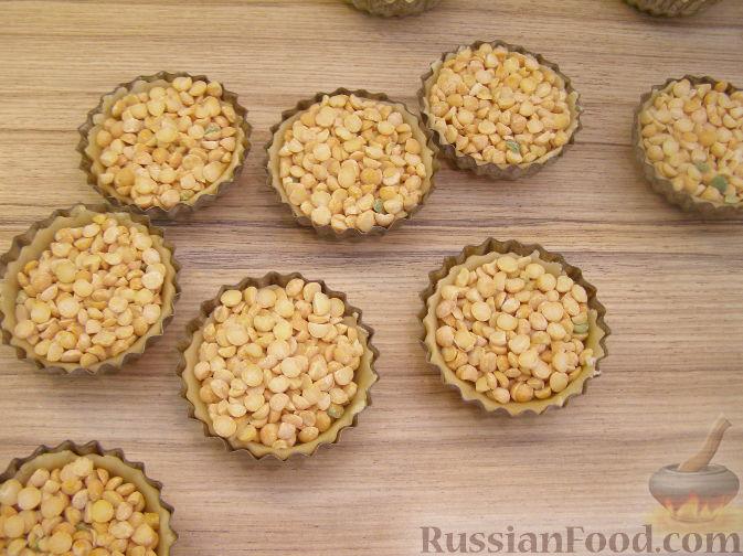 тарталетки песочные рецепты с фото