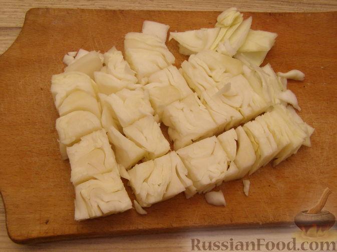 Как приготовить пирог с капустой