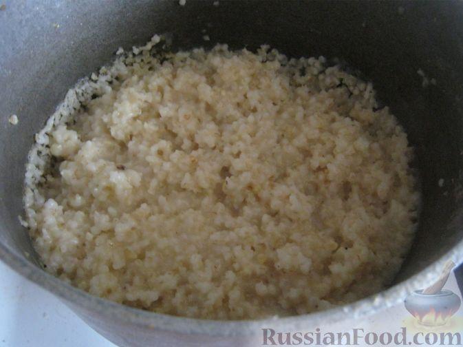 Рецепт ячневой каши Как варить ячневую кашу - рецепт