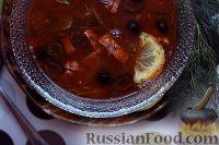 Фото к рецепту: Домашняя солянка