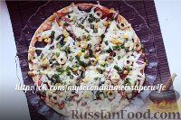 """Фото к рецепту: Пицца """"Ассорти"""""""