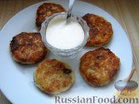 Фото к рецепту: Сырники по-домашнему