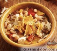 Фото к рецепту: Фасолевый суп в медленноварке