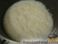 Фото приготовления рецепта: Каша из тыквы с рисом - шаг №7