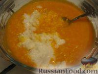 Фото приготовления рецепта: Каша из тыквы с рисом - шаг №8