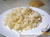 Фото к рецепту: Приготовление отварного риса