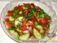 Фото к рецепту: Салат по-сербски