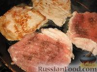 Фото приготовления рецепта: Свинина по-гуцульски - шаг №4