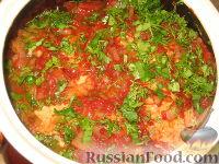 Фото приготовления рецепта: Свинина по-гуцульски - шаг №7