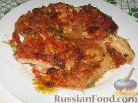 Фото приготовления рецепта: Свинина по-гуцульски - шаг №8