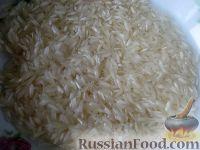 Фото приготовления рецепта: Каша из тыквы с рисом - шаг №6