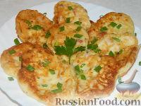 Фото приготовления рецепта: Сырники по-новому - шаг №14