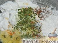 Фото приготовления рецепта: Сырники по-новому - шаг №9