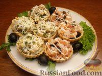Фото приготовления рецепта: Тесто для тарталеток - шаг №12