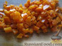 Фото приготовления рецепта: Винегрет с кислой капустой - шаг №5