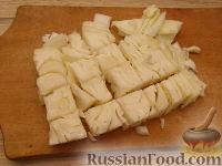 Фото приготовления рецепта: Быстрый пирог с капустой - шаг №2