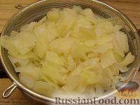 Фото приготовления рецепта: Быстрый пирог с капустой - шаг №6