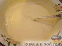 Фото приготовления рецепта: Быстрый пирог с капустой - шаг №10