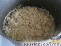 Фото приготовления рецепта: Каша из ячневой крупы - шаг №4