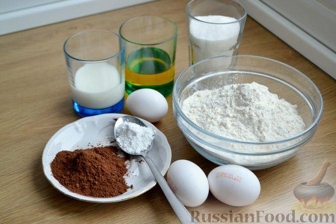 Фото приготовления рецепта: Томатный суп с мясными фрикадельками и рисом - шаг №13