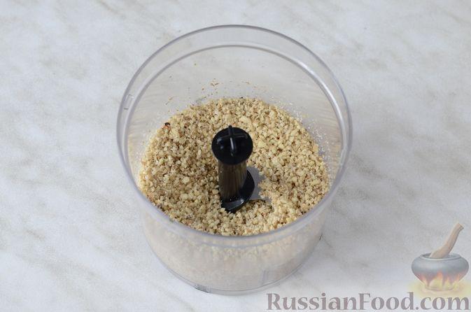 Фото приготовления рецепта: Лимонный пирог на гречневой муке - шаг №4