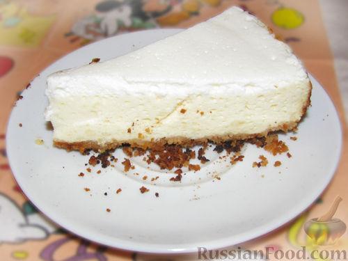 """Рецепт Творожный торт """"Нежность"""""""