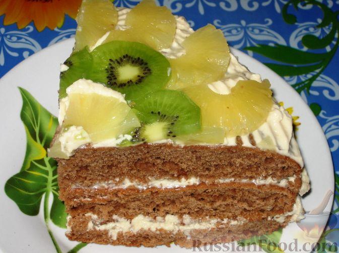 Рецепт Воскресный торт