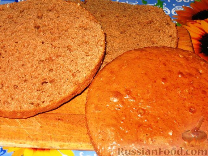 Фото приготовления рецепта: Воскресный торт - шаг №6