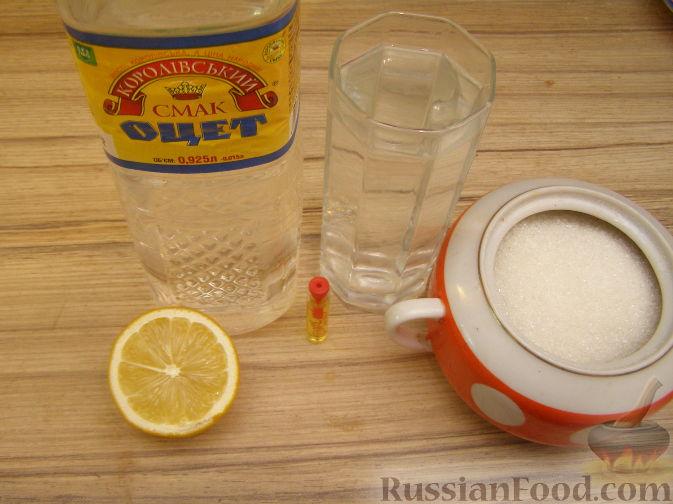 рецепт приготовления дома леденцов на палочке