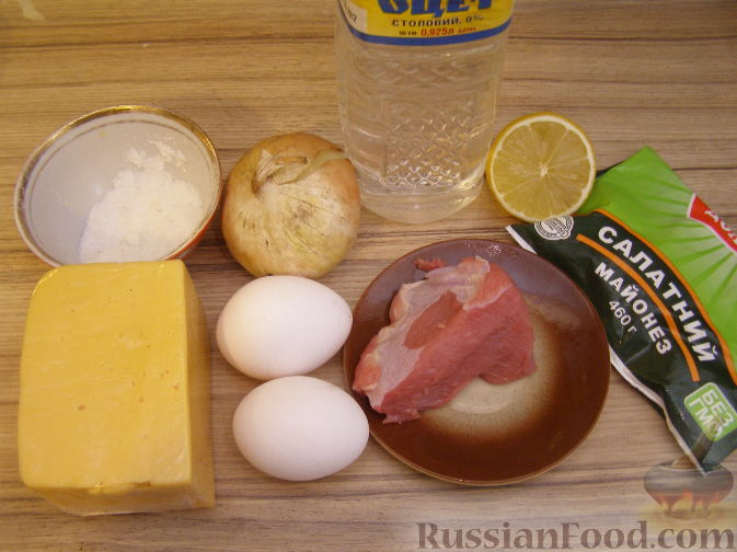 Рецепт салата женский каприз