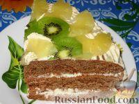 Фото к рецепту: Воскресный торт