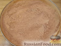Фото приготовления рецепта: Шоколадный торт (на кефире) - шаг №2