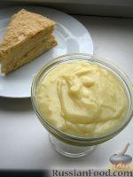Фото приготовления рецепта: Крем для Наполеона - шаг №5