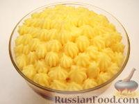 Фото приготовления рецепта: Масляно-заварной крем - шаг №9
