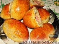 Фото приготовления рецепта: Пирожки - шаг №5