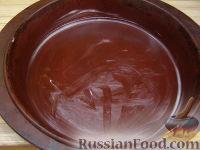 Фото приготовления рецепта: Шоколадный торт (на кефире) - шаг №6