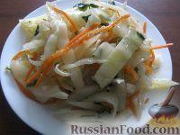 Фото к рецепту: Капуста по-корейски