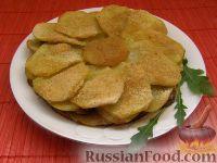 Фото к рецепту: Картофельная запеканка по-монастырски