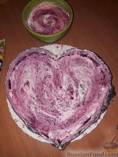 Фото приготовления рецепта: Сдобные булочки с пудингом - шаг №16