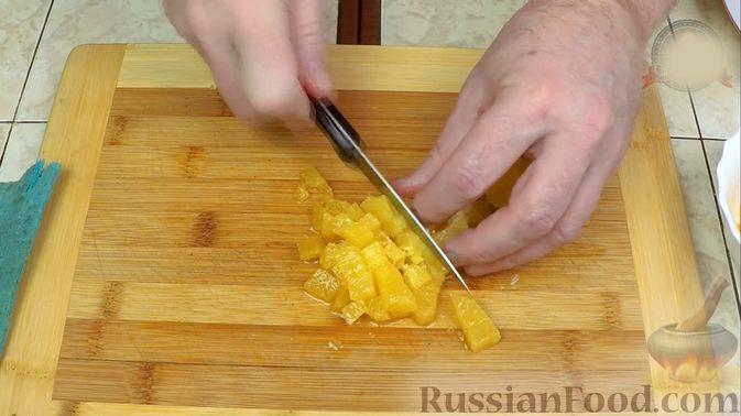 Фото приготовления рецепта: Фасоль с луком, чесноком и перцем чили - шаг №15