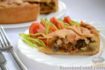 Фото приготовления рецепта: Макароны с фаршем и сладким перцем в томатном соусе - шаг №13