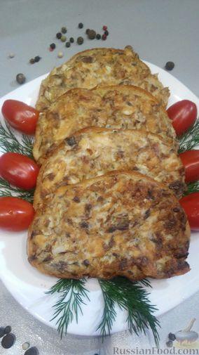 Фото приготовления рецепта: Шоколадный торт с маршмеллоу, печеньем и орехами (без выпечки) - шаг №10
